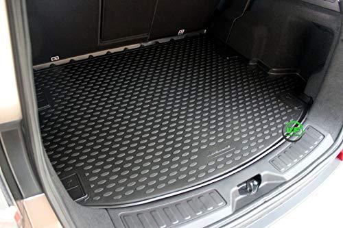 J&J AUTOMOTIVE CLRO702 Premium Antirutsch Gummi-Kofferraumwanne Land Rover Discovery Sport 2014