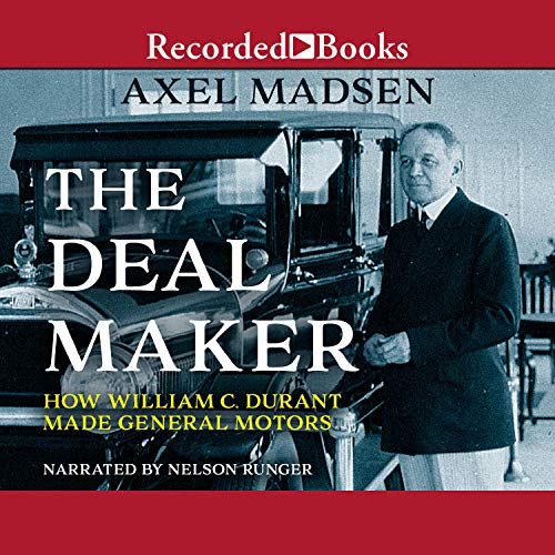 The Deal Maker cover art