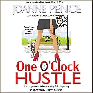 One O'Clock Hustle audiobook cover art