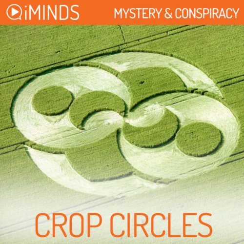 Crop Circles audiobook cover art
