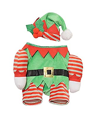 Rosewood Santa's Little Helper Dress-Up for Dogs