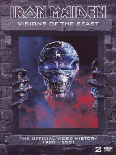 Visions Of The Beast [DVD] by Iron Maiden