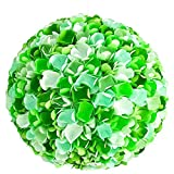 Green Rose Mix, Ø 32cm, bunte Papierlampe Hängelampe Lampe Lampenschirm Pendellampe Designerlampe...