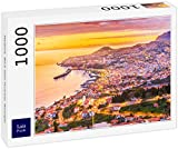 Lais Puzzle Madeira, Vista sobre Funchal, Portugal 1000 Piezas