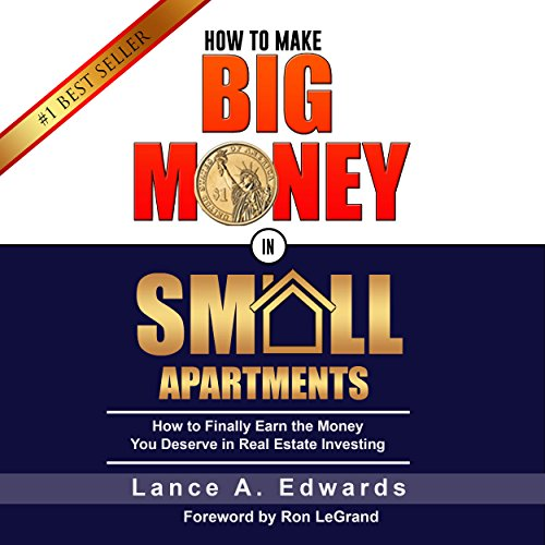 How to Make Big Money in Small Apartments audiobook cover art
