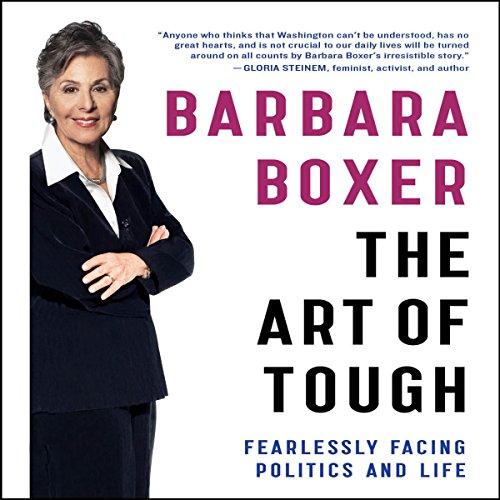 The Art of Tough audiobook cover art