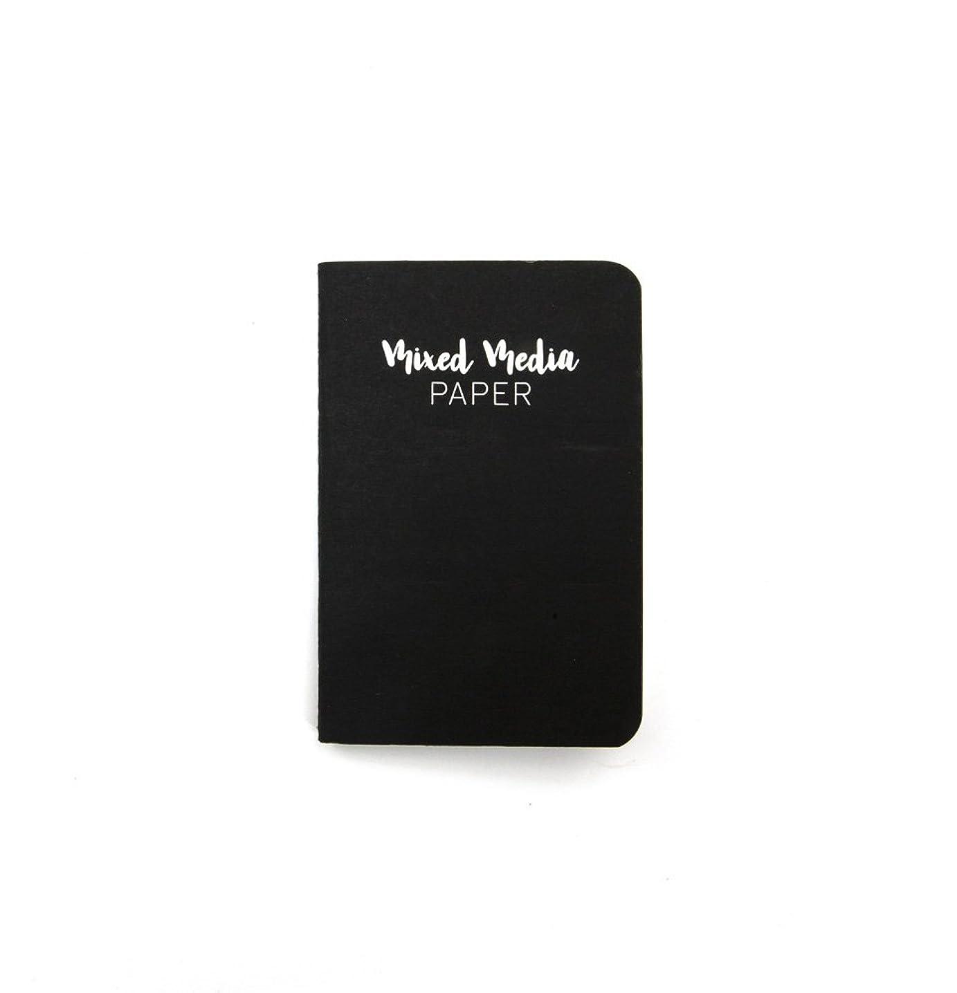 Prima Marketing Mixed Media Paper Notebook Passport Size