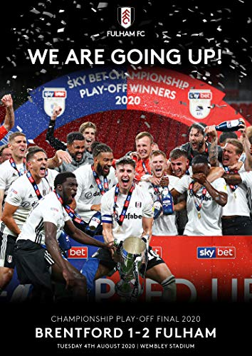 Fulham FC - We Are Going Up! - Championship Play-Off Final 2020 [DVD]