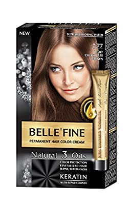 BELLE'FINE® Black Series Luxuriöse