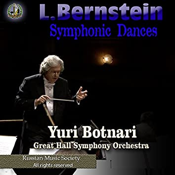 """Bernstein: Symphonic Dances from """"West Side Story"""""""