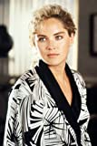 Mini-Poster Sharon Stone Basic Instinct In Robe, 28 x 43 cm