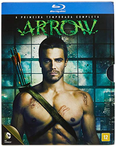 Arrow 1A Temp [Blu-ray]
