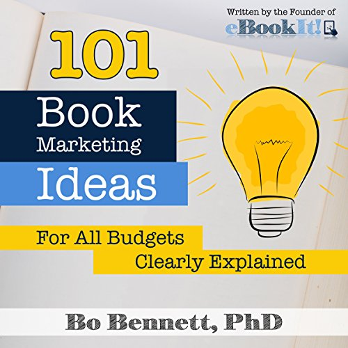 101 Book Marketing Ideas for All Budgets audiobook cover art