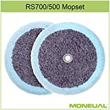 Moneual RS700mopset serpillière RS700 Bleu Polyester Nylon