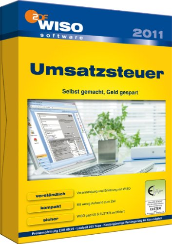 WISO Umsatzsteuer 2011