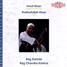 Rag Darbari / Rag Chandra Kanhra by Imrat Khan (2013-05-03)