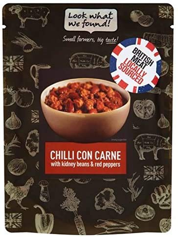 Look What We Found Meals (Chilli...