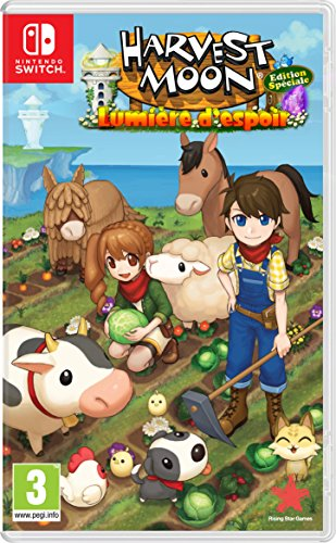 Harvest Moon: Lumière d'espoir - Edition spéciale