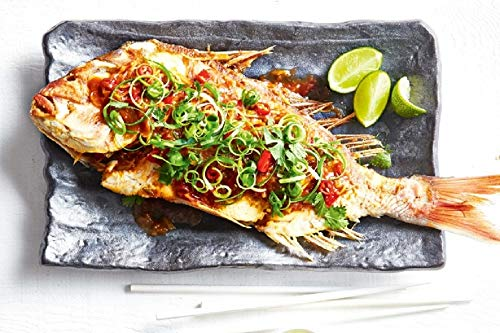 Fish in Tamarind Sauce (English Edition)