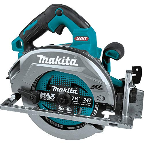Makita GT400M1D1 40V Max XGT Brushless Lithium-Ion 7-1/4 in. Cordless Circular Saw 4-Tool Combo Kit (2.5 Ah/4 Ah)