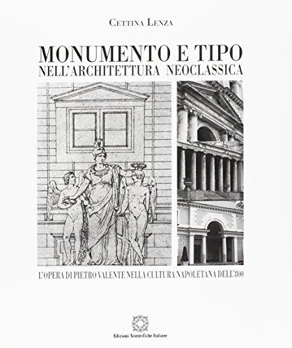 Monumento e tipo nell'architettura neoclassica