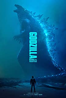 Printing Pira Godzilla: King of The Monsters Poster - Exclusive Art - 2019 Movie (24x36)