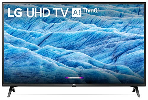"LG 43UM7300PUA Alexa Built-in 43"" 4K Ultra HD Smart LED TV (2019) (Renewed)"