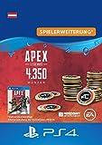 APEX Legends: 4350 Coins - PS4 Download Code - österreichisches Konto