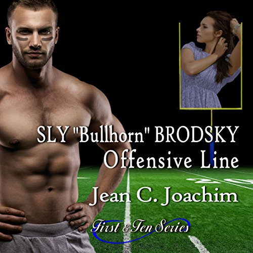 "Sly ""Bullhorn"" Brodsky audiobook cover art"