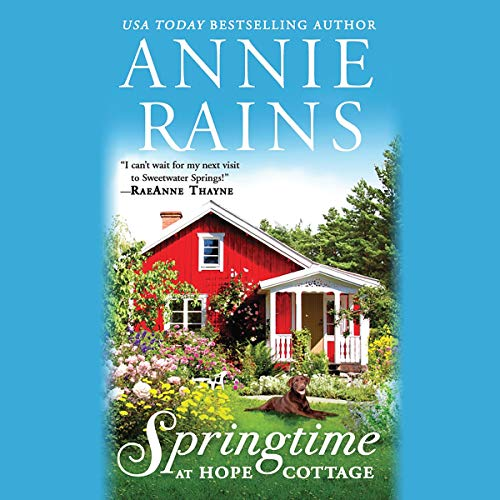 Springtime at Hope Cottage audiobook cover art