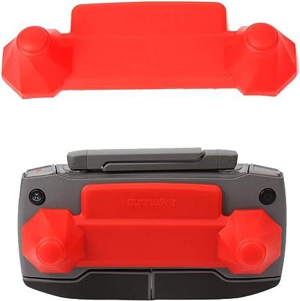 Red Noir // Rouge Rantow Mavic Air 2 pcs B/âton de pouce Joystick Protecteur de Rocker de pouce dalliage daluminium pour la t/él/écommande de DJI Mavic Air Drone