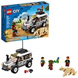 LEGO City Safari Off-Roader 60267 Off-Road Toy, Cool Toy for Kids, New 2020 (168 Pieces)
