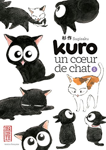 Kuro un coeur de chat - Tome 5 - Kuro un coeur de chat T5