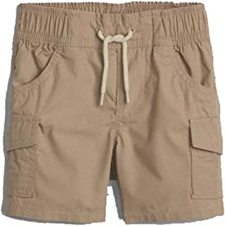 Clothing, Shoes & Accessories Bottoms Gap Baby Boy 0 3 6 12 18 24 Month Khaki Navy Blue Orange Twill Pull Cargo Shorts