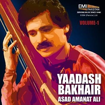 Yaadash Bakhair, Vol.1