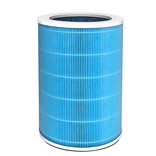 ASLOTUS KJ320 HEPA Air Filter - Replacement Filter, 3-in-1 Filtration Include Pre-Filter, True HEPA Filter, Cold Catalyst Filter