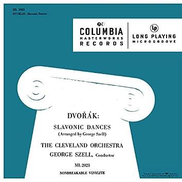 Dvorák: Slavonic Dances - Smetana: String Quartet No. 1