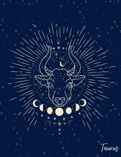 Taurus: Zodiac Edition Notebook/Journal