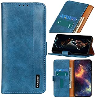 For Samsung Galaxy A90 5G Case, Premium Leather Magnetic Closure Wallet Case with Card Slot Holder for Samsung Galaxy A90 ...