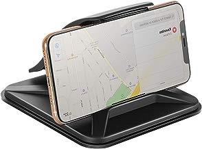 Modohe Soporte Móvil para Coche Soporte Universal Movil Coche Adecuado para el Tablero de Instrumentos, para GPS Xiaomi Mi 9 Mi 8 Redmi Note 7 iPhone XR XS MAX X 8 7 6 Samsung S10 S9 Huawei P20 etc.