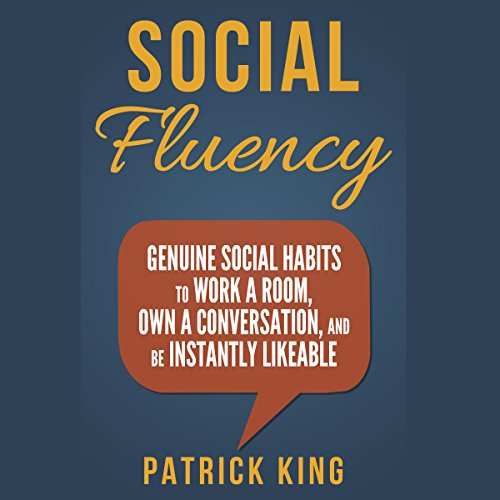 Social Fluency audiobook cover art