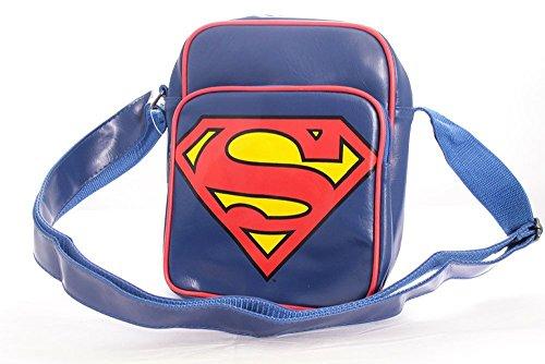 Superman tas Messenger Bag schoudertas schoudertas Classic Logo