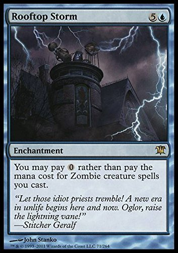 Magic: the Gathering - Rooftop Storm - Innistrad