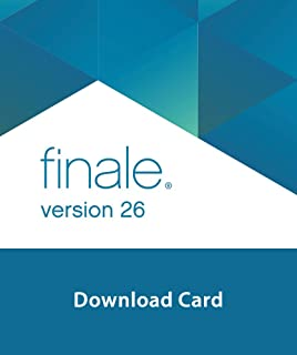 finale music software
