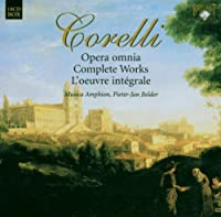 Complete Works by A. Corelli (1900-01-01)