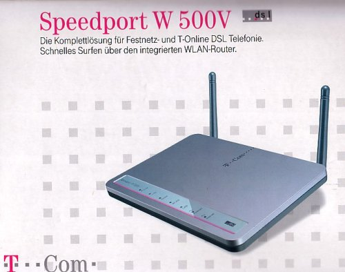 Speedport W 500V WLAN