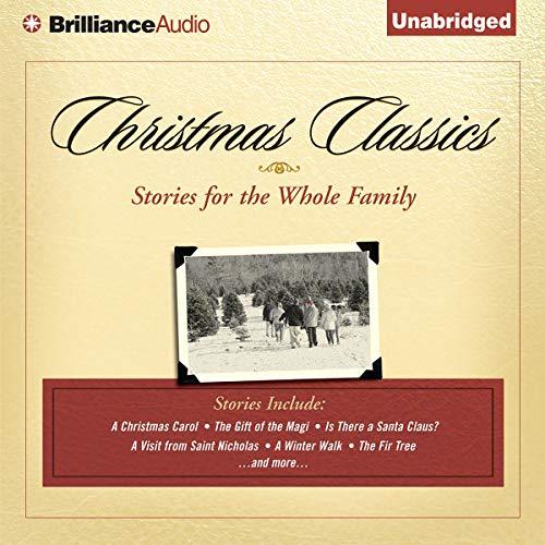 Christmas Classics audiobook cover art