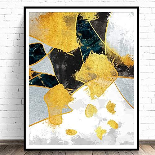 Geiqianjiumai modern, abstract kleurrijk canvas, kunst, graffiti, abstract, kunst, decoratie, woonkamer schilderen, wandschilderij, zonder lijst