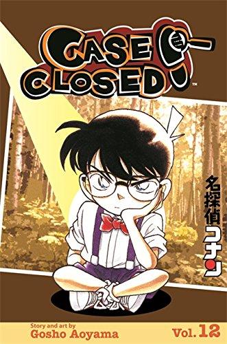 Case Closed Volume 12