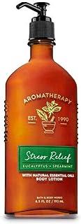 bath Aromatherapy Eucalyptus Spearmint Stress Relief Body Lotion